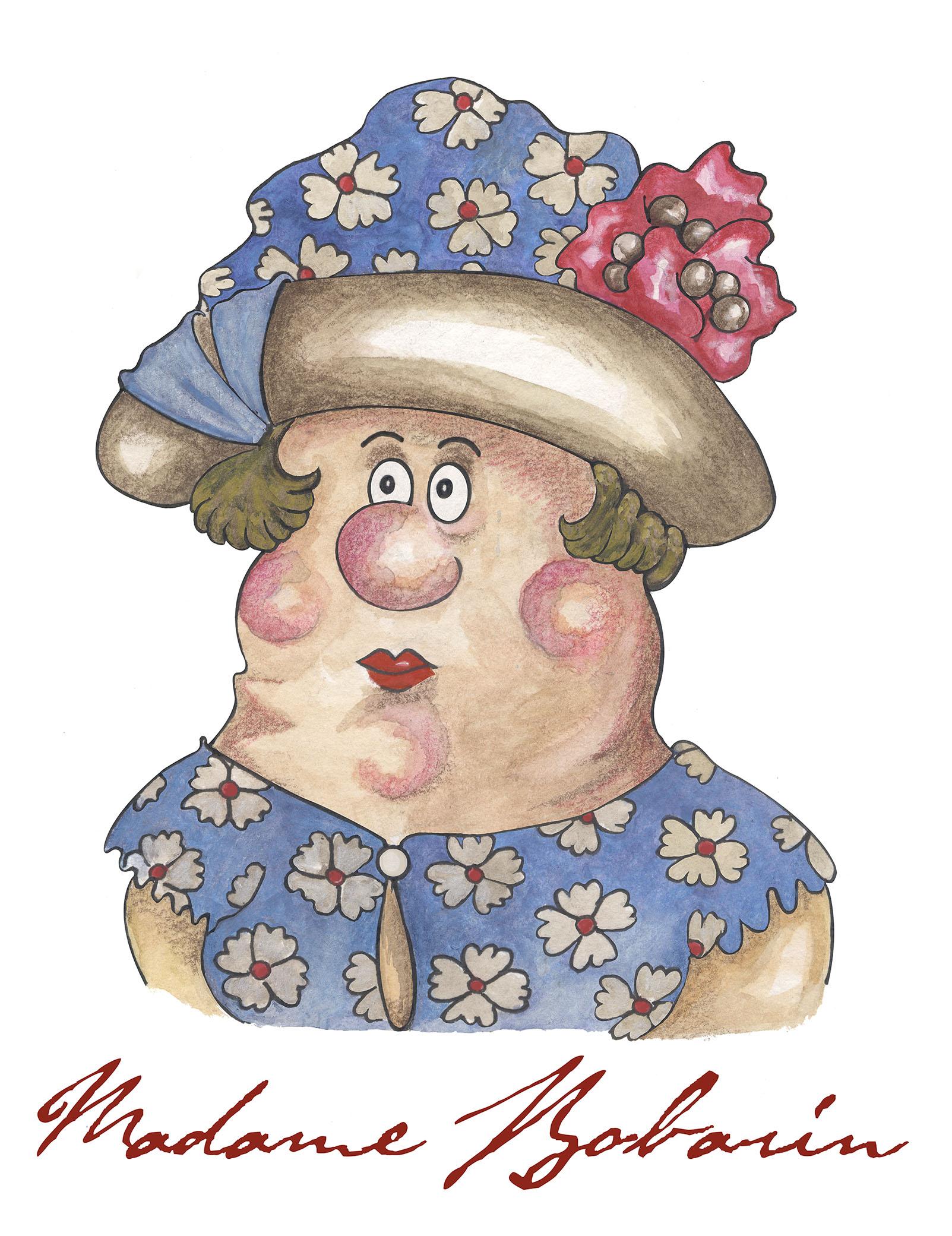 Madame Bobarín